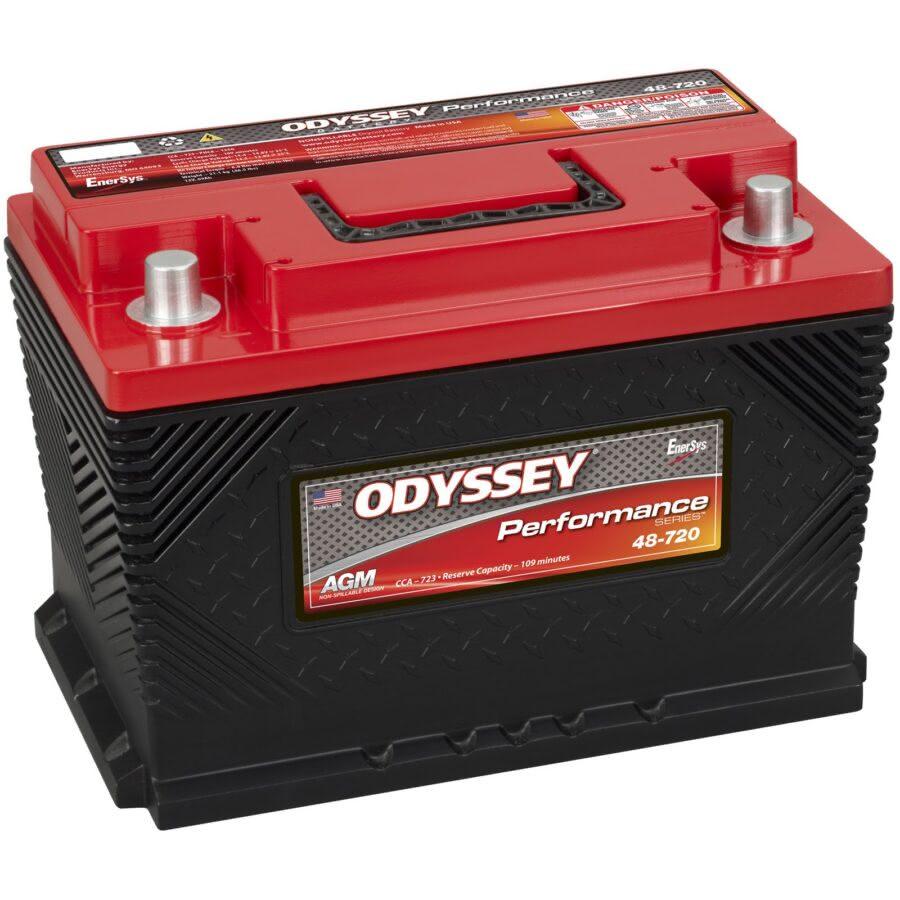 ODYSSEY 48-720
